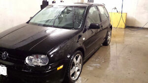 2003 Volkswagen GTI Coupe (2 door)