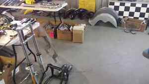 Harley chopper bobber parts London Ontario image 2