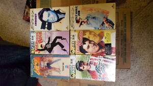 Elvis collection VHS