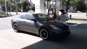 2008 Nissan Altima coupe 3.5 6 speed manual