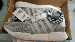 Nmd size 10.5 with box and tag