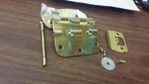 Brass Door Hinges & Accessories