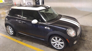 2008 MINI Mini Cooper sport package