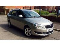 2014 Skoda Fabia 1.2 TSI SE 5dr Manual Petrol Estate