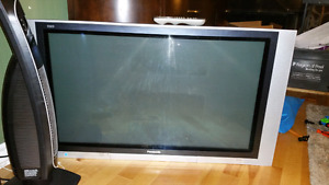 "Panasonic Viera 42"" Plasma tv."