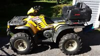 2004 Polaris Sportsman 500HO