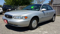2000 Buick Century Sedan *** LOW LOW Km!! ONLY 60,000 Km!! $3995