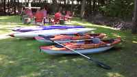 Kayak Canoe Rentals in Norfolk Port Burwell Port Dover area