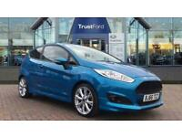 2016 Ford Fiesta 1.0 EcoBoost 125 Zetec S 3dr Bluetooth Contactless Delivery A