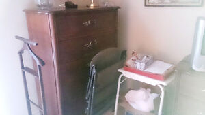 Commode et chiffonier