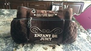 Juicy Couture Diaper Tote