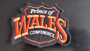 Patch/Écusson Prince of Wales Conference NHL