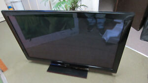 Samsung 50in plasma TV with defect West Island Greater Montréal image 1