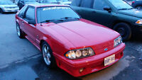 1991 Ford Mustang COBRA Coupe (2 door)
