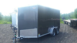 2018 7X14 Enclosed Trailer