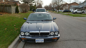 2000 Jaguar XJ8 Sedan Price is Firm