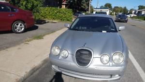 2002 Jaguar S-type V8