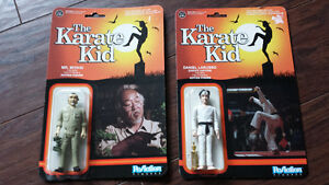 The Karate Kid Daniel Larusso Mr. Miyagi