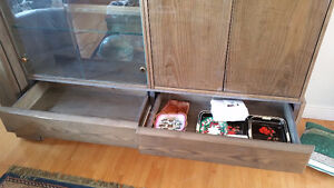 Display / Storage cabinet West Island Greater Montréal image 5