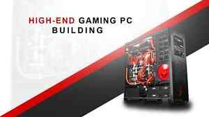 High-end Gaming PC building