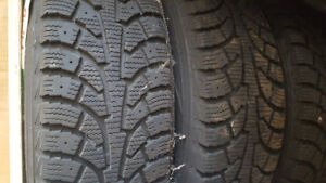 Honda civic 2005  winter tires