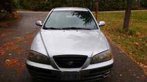 Hyundai Elantra Hatchback 2005