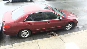 2004 Honda Accord EX-L(Leather, sunroof, AC...)