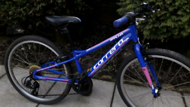 Carrera saruna girls bike