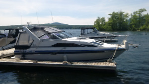 Bayliner 2550 with trailer !! price dropped !!