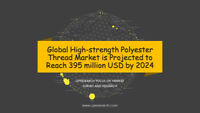 Global High-strength Polyester Thread Market Research