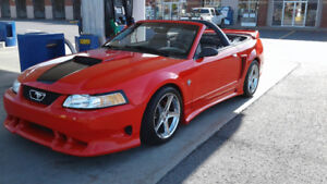 1999 Ford Mustang Gt supercharged Cabriolet