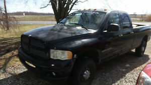 2004 Dodge ram 2500 diesel 4x4