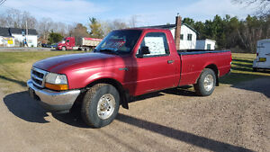 1999 Ford Ranger Pickup Truck. Will Trade.