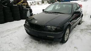 BMW e46 328i PARTOUT