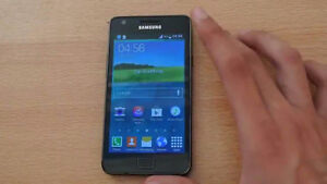 Samsung Galaxy s2 (comes with box everything) Cambridge Kitchener Area image 2