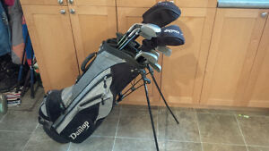 Golf Clubs, Used, Dunlop