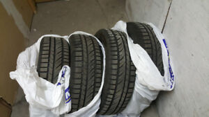 Pneu hiver/ Winter tires 195/65 R15