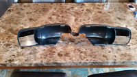 99-07 gmc/chevy truck/suv clip on tow mirrors