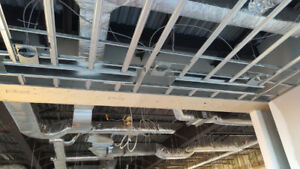 HEATING AND DUCT WORK