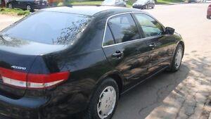 2003 Honda Accord Berline