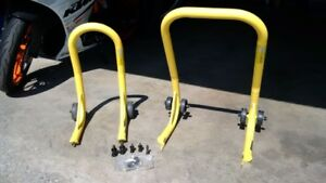 Motorcycle Stand - Front and Rear ---REDUCED PRICE---