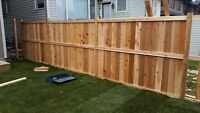Fence Building! Free quotes!