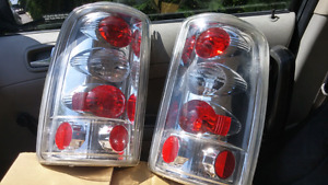 Lumière arrière gmc, Chevrolet