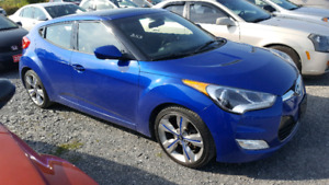 2013 Hyundai Veloster tech package.