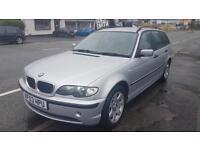 2003 BMW 3 SERIES 318 I SE 2.0 AUTOMATIC ESTATE