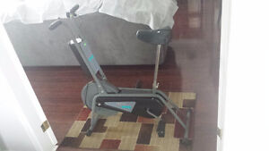 stationary bike in very good condition