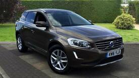 2016 Volvo XC60 D5 (220) SE Lux Nav AWD Geartr Automatic Diesel 4x4
