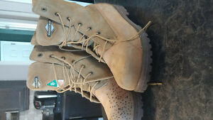 steel toe work boots Cambridge Kitchener Area image 1