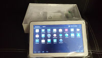 Tablette Android 10po 1GB/8GB HDMI QUAD CORE bluetooth tablet