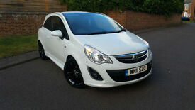 2011 Vauxhall/Opel Corsa 1.2i 16v Limited Edition ( a/c )